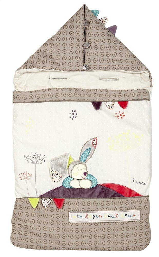 Image pour Sauthon Nid d'ange Tinoo coton 80 cm à partir de Dreambaby