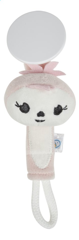 Image pour Dreambee Attache-sucette Lila & Lou Lila rose à partir de Dreambaby