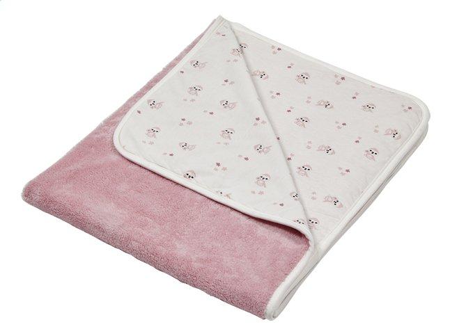 Image pour Dreambee Couverture pour berceau ou parc Lila & Lou Lila soft fleece/jersey à partir de Dreambaby