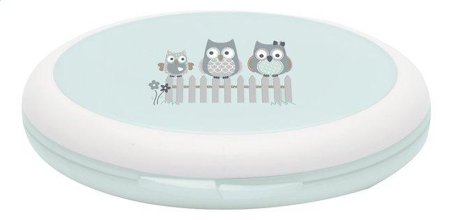 Afbeelding van bébé-jou Manicureset Owl Family from Dreambaby