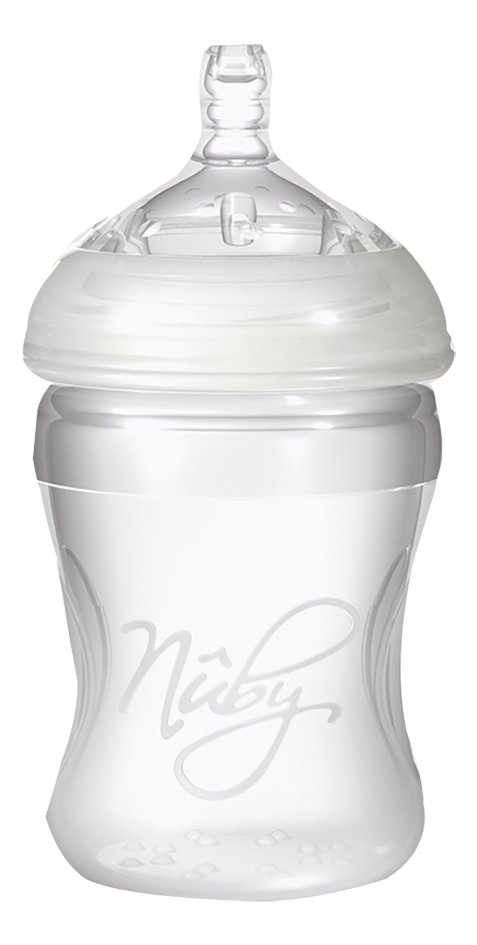 Image pour Nûby Biberon anticolique Natural Touch 210 ml à partir de Dreambaby