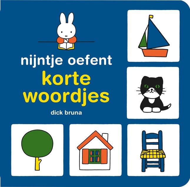 Afbeelding van Boek Nijntje oefent korte woordjes - Dick Bruna from Dreambaby