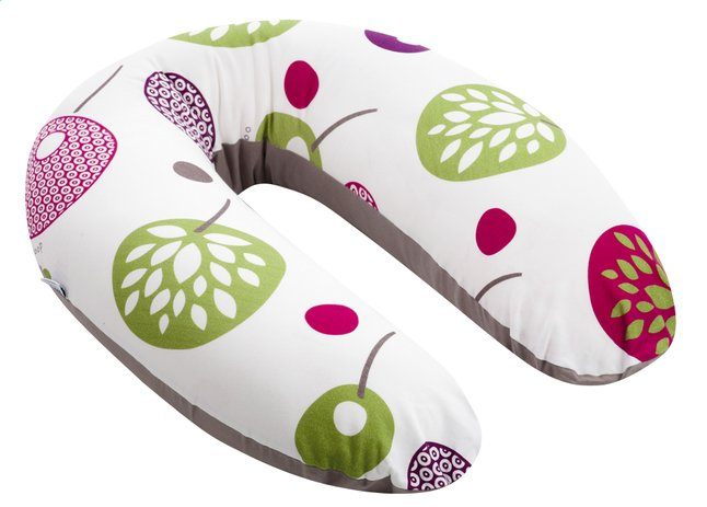 Afbeelding van doomoo Positionerings- en borstvoedingskussen Buddy Tree berry from Dreambaby
