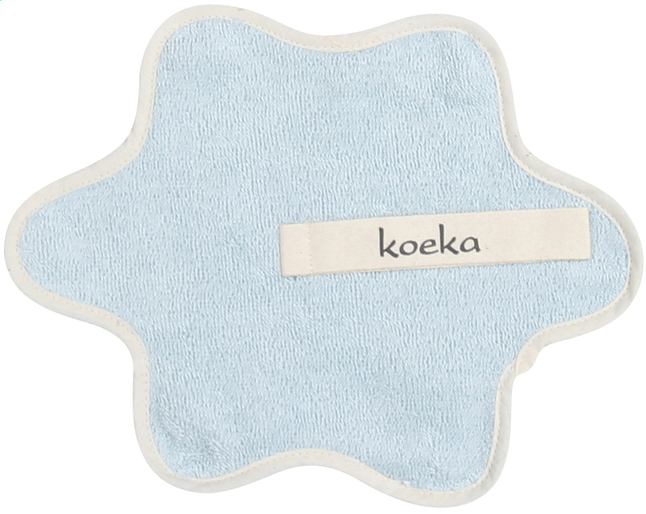 Afbeelding van Koeka Fopspeendoekje Rome mint from Dreambaby