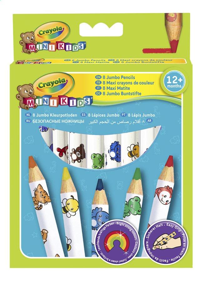Image pour Crayola Crayon de couleur épais Mini Kids - 8 pièces à partir de Dreambaby