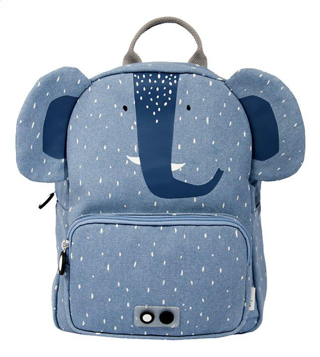 Trixie Sac à dos Mrs. Elephant bleu