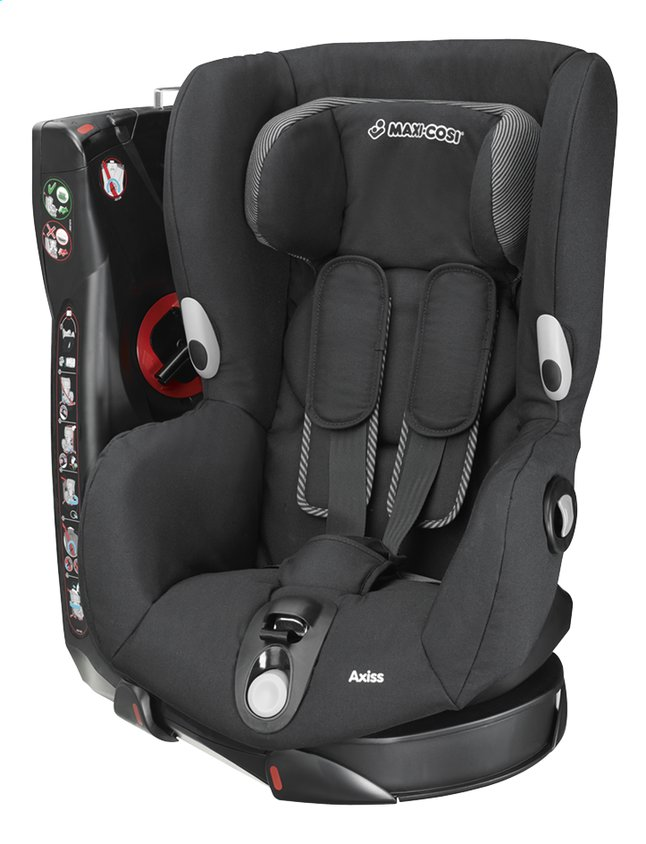 maxi cosi si ge auto axiss groupe 1 black raven dreambaby. Black Bedroom Furniture Sets. Home Design Ideas