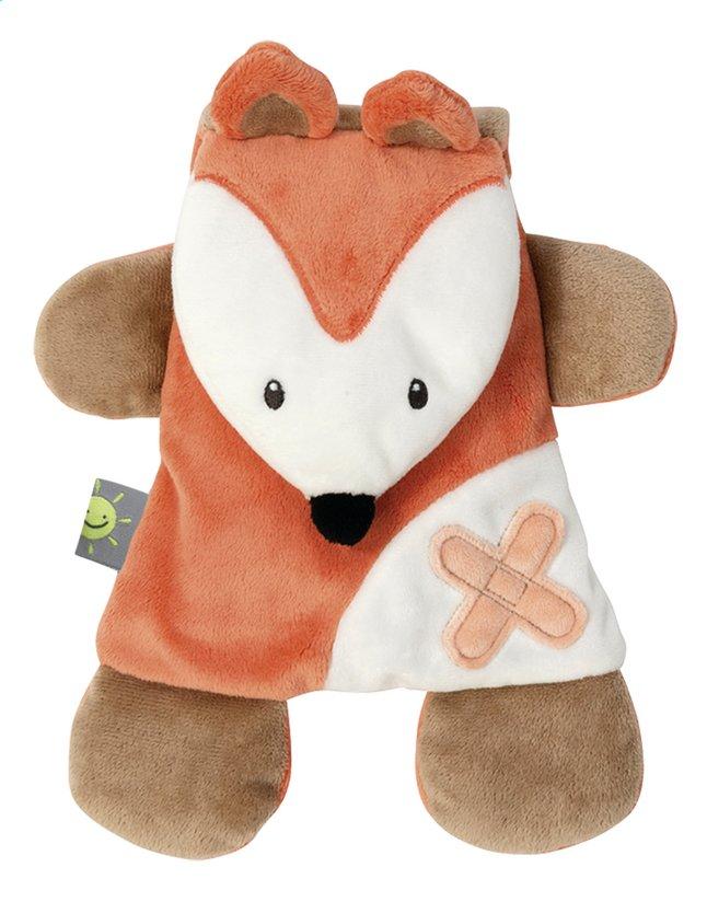 Image pour Nattou Peluche chauffante Buddiezzz Oscar le renard à partir de Dreambaby