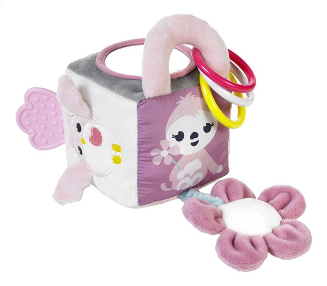 Afbeelding van Dreambee Speelkubus Lila & Lou Lila from Dreambaby