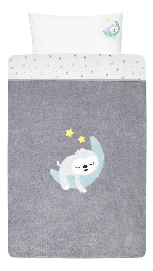 Image pour Dreambee Drap pour lit Lila & Lou Lou gris coton à partir de Dreambaby