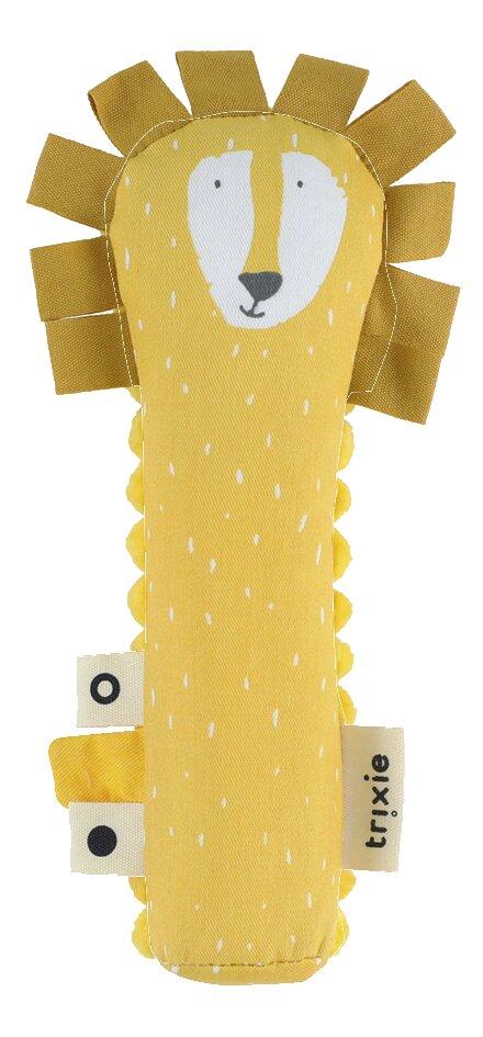 Trixie Rammelaar/squeaker Mr. Lion geel