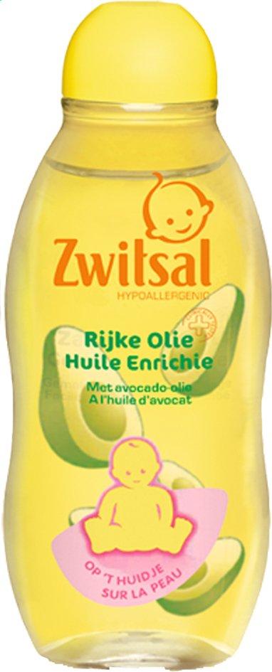Afbeelding van Zwitsal Rijke olie 200 ml from Dreambaby