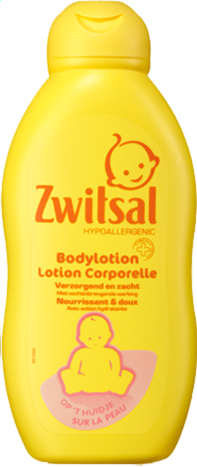 Afbeelding van Zwitsal Bodylotion 200 ml from Dreambaby
