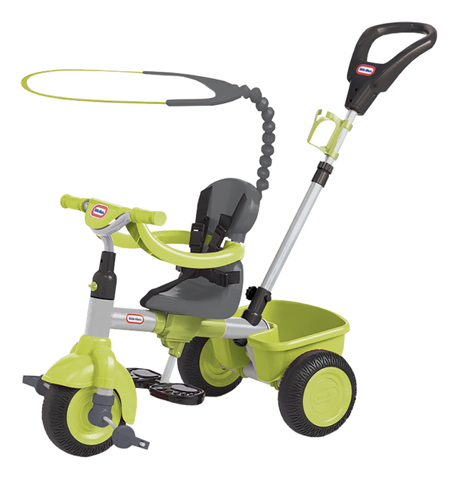 Afbeelding van Little Tikes Driewieler 4-in-1 lime from Dreambaby