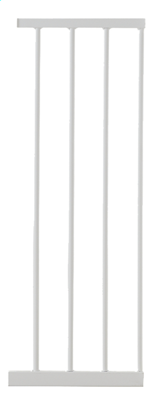 Image pour Noma Rallonge pour barrière de porte 28 cm à partir de Dreambaby