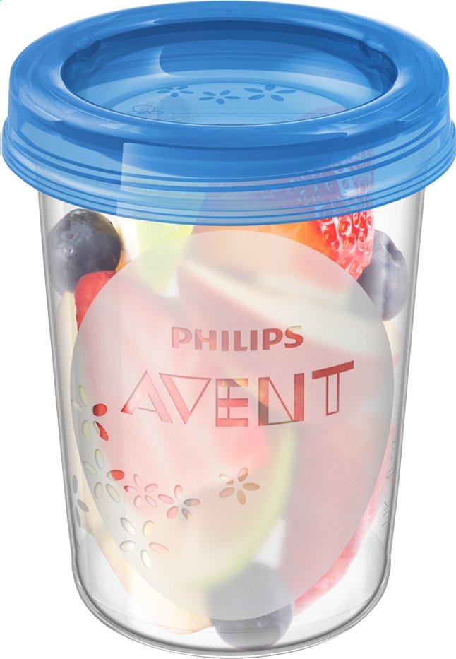 Afbeelding van Philips AVENT Bewaarbeker 240 ml - 5 stuks from Dreambaby