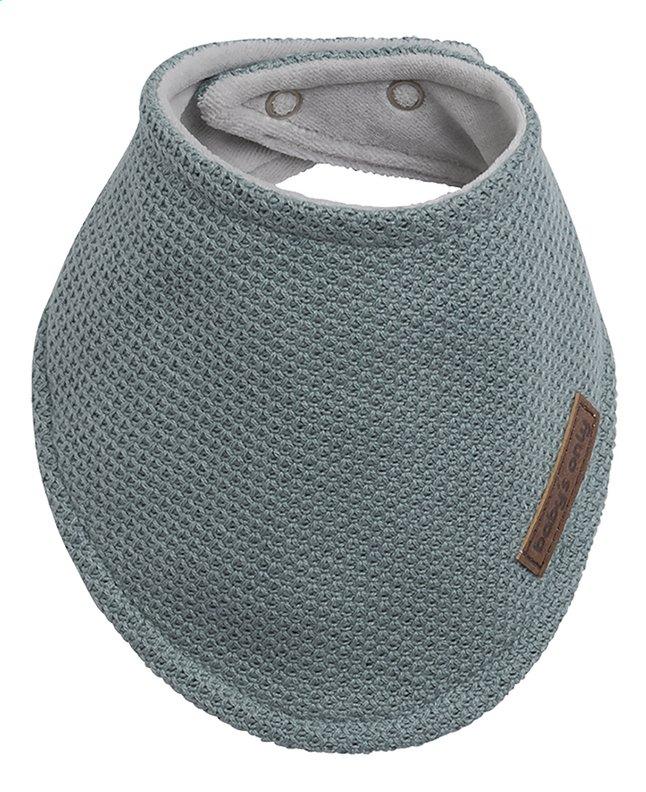 Image pour Baby's Only Bavoir bandana Sparkle à pression stone green à partir de Dreambaby