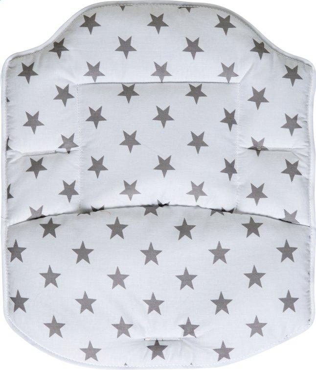 Afbeelding van Schardt Verkleinkussen voor meegroeistoel grijze sterren from Dreambaby