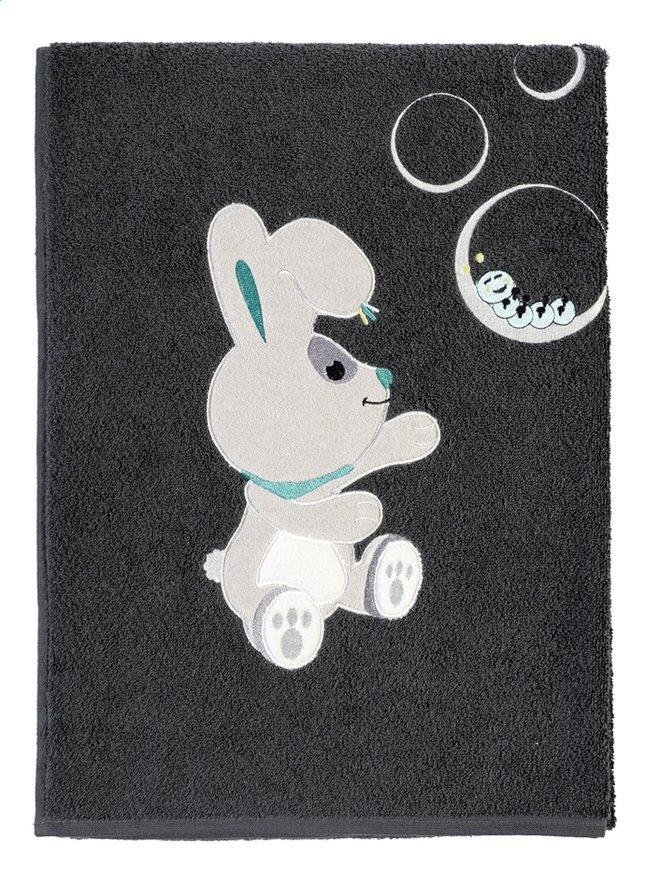 Dreambee Drap de bain Nino gris foncé