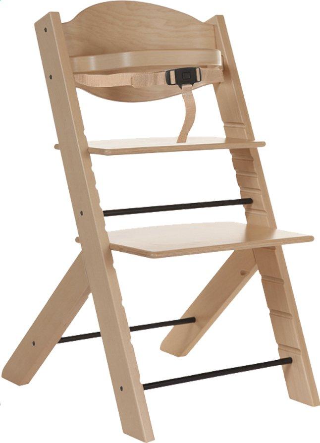 Image pour Treppy Chaise haute naturel à partir de Dreambaby