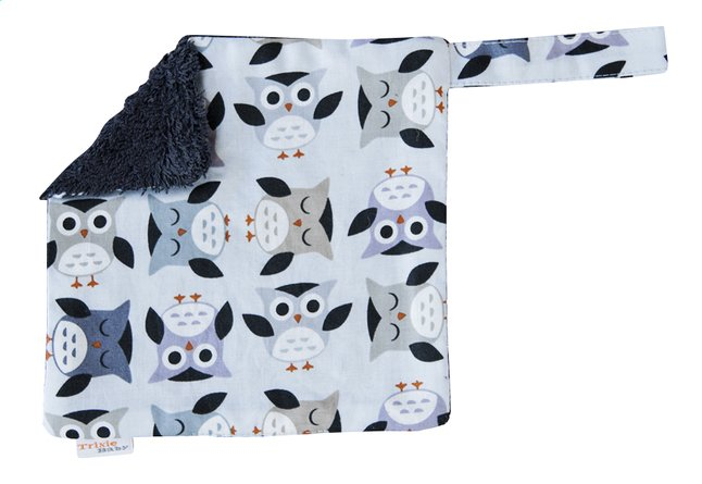 Afbeelding van Trixie Fopspeendoekje Owls from Dreambaby