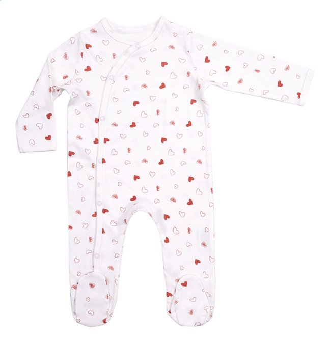 Afbeelding van Dreambee Pyjama Essentials hart wit from Dreambaby