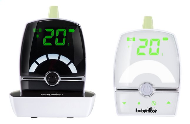 babymoov babyphone premium care 2 dreambaby. Black Bedroom Furniture Sets. Home Design Ideas
