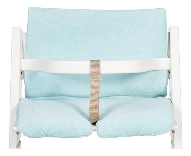 Dreambee coussin r ducteur pour chaise haute essentials menthe dreambaby - Coussin reducteur chaise haute ...