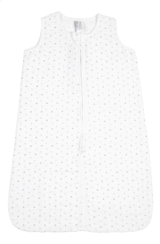Image pour Dreambee Sac de couchage d'été Essentials croix tetra blanc 70 cm à partir de Dreambaby