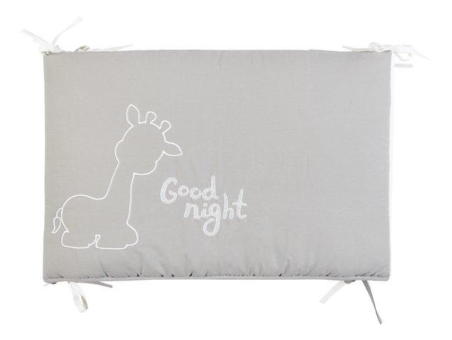 Afbeelding van Dreambee Bedomranding Tobi ecru/grijs from Dreambaby