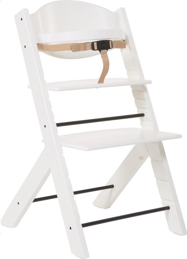 Image pour Treppy Chaise haute blanc à partir de Dreambaby