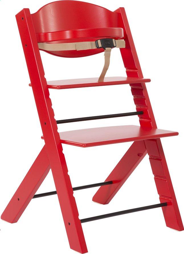 Image pour Treppy Chaise haute rouge à partir de Dreambaby