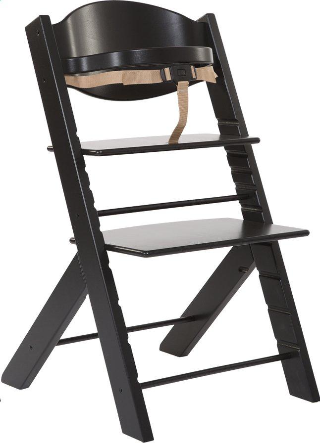 Image pour Treppy Chaise haute noir à partir de Dreambaby