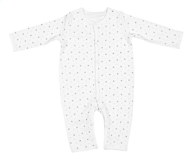 Image pour Dreambee Pyjama Essentials croix blanc/gris taille 50/56 à partir de Dreambaby