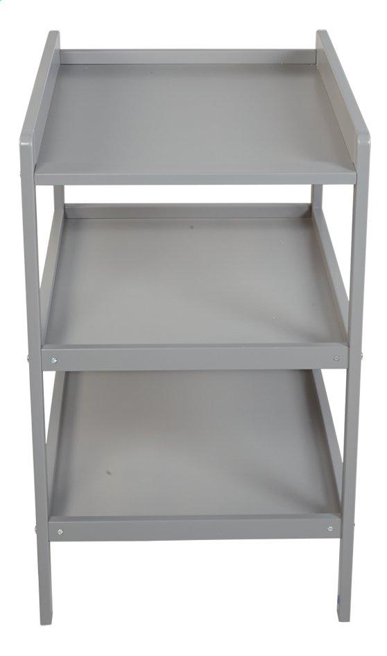 Jurababy Table à langer gris