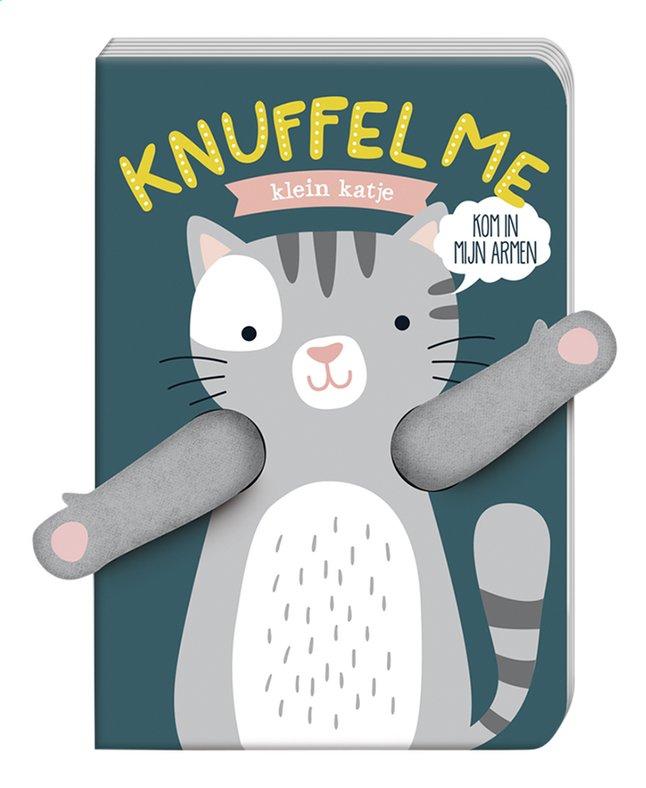 Babyboek Knuffel me! Klein katje