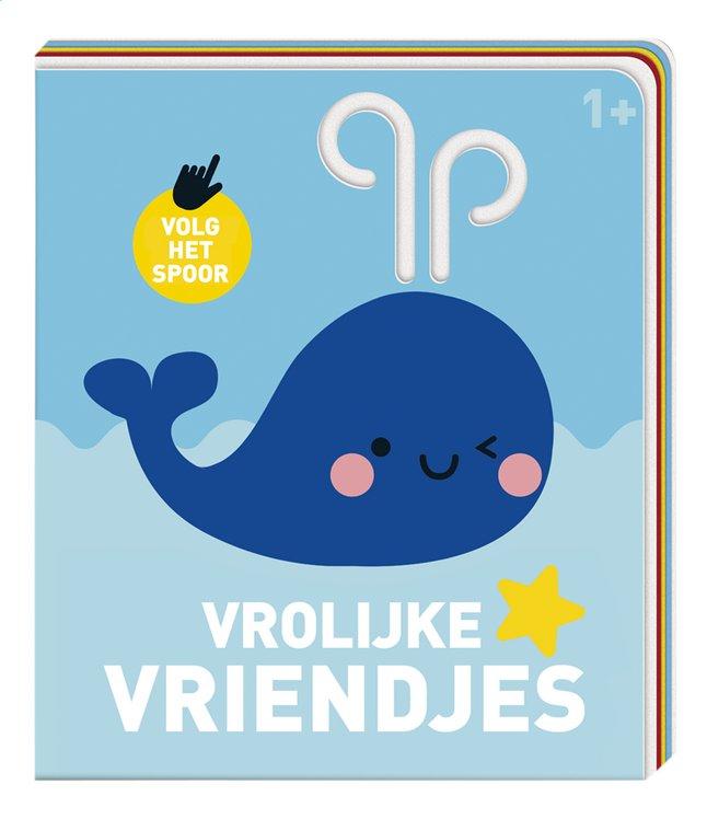 Afbeelding van Babyboek Vrolijke Vriendjes NL from Dreambaby