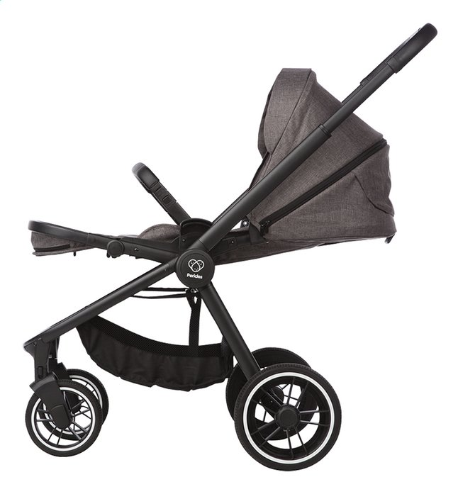 Pericles Poussette Crios lava grey | Dreambaby