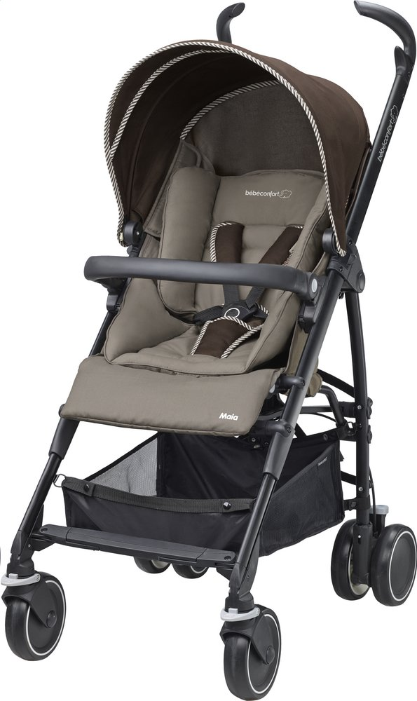 Afbeelding van Bébé Confort Wandelwagen Maia Trio earth brown from Dreambaby