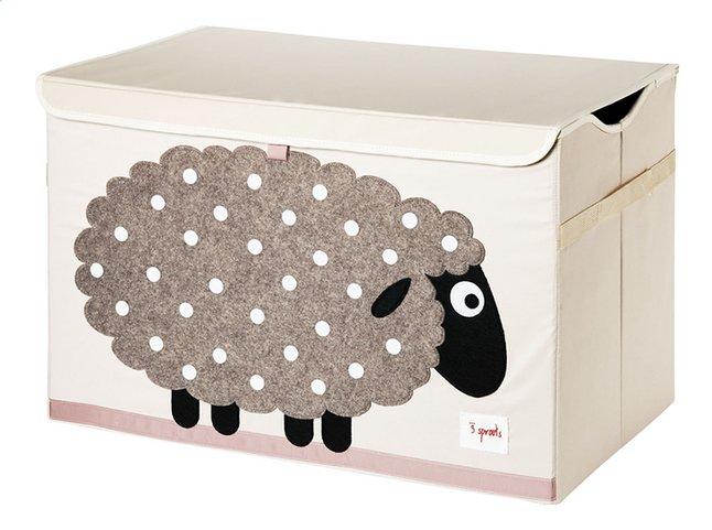 Image pour 3Sprouts Coffre à jouets mouton à partir de Dreambaby