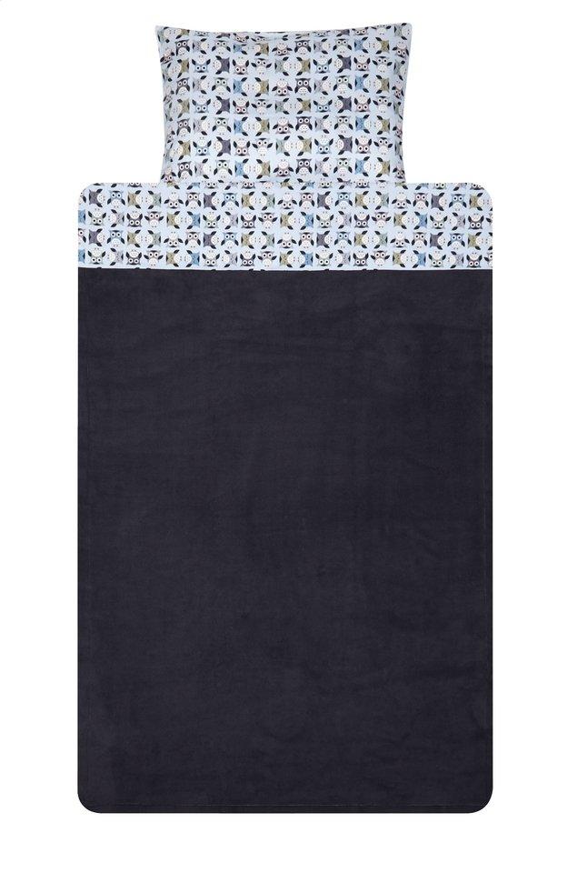 Image pour Trixie Drap pour berceau ou parc Owls coton à partir de Dreambaby