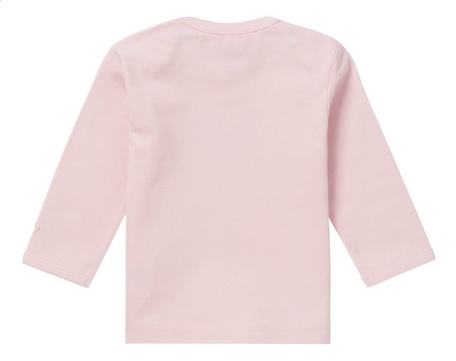 Afbeelding van Noppies T-shirt met lange mouwen Natick light rose maat 50 from Dreambaby