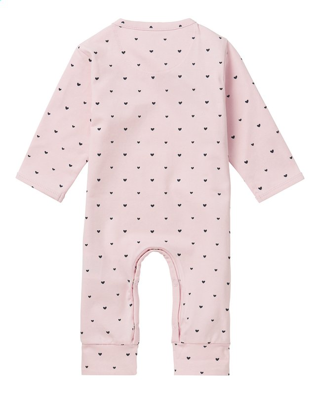 Afbeelding van Noppies Pyjama Nemi light rose maat 56 from Dreambaby