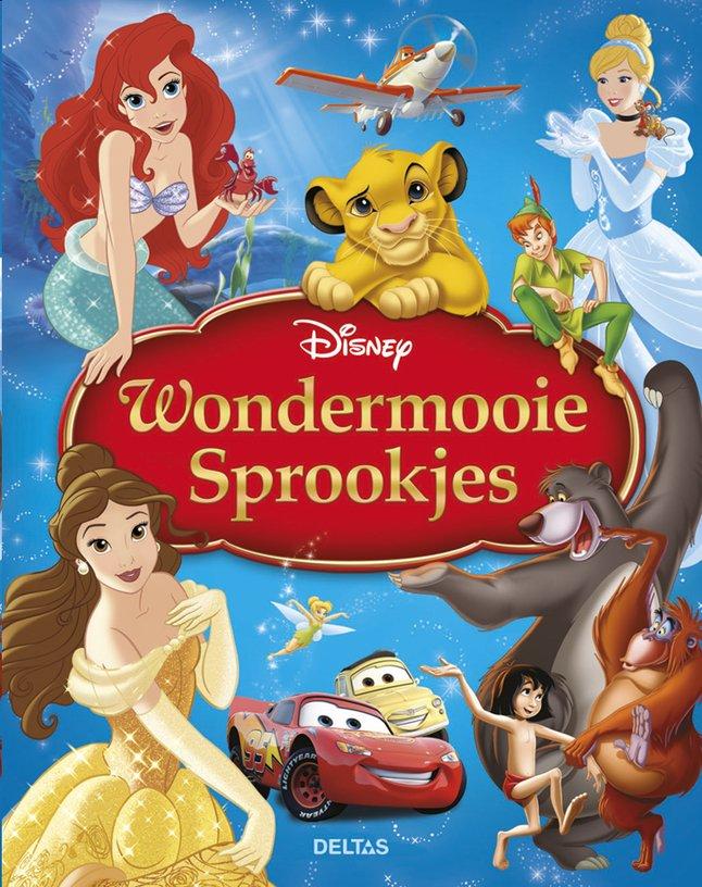 Afbeelding van Deltas Boek Disney Wondermooie sprookjes from Dreambaby