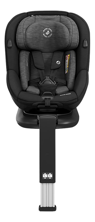 Maxi-Cosi Autostoel Mica Groep 0+/1 i-Size Authentic Black