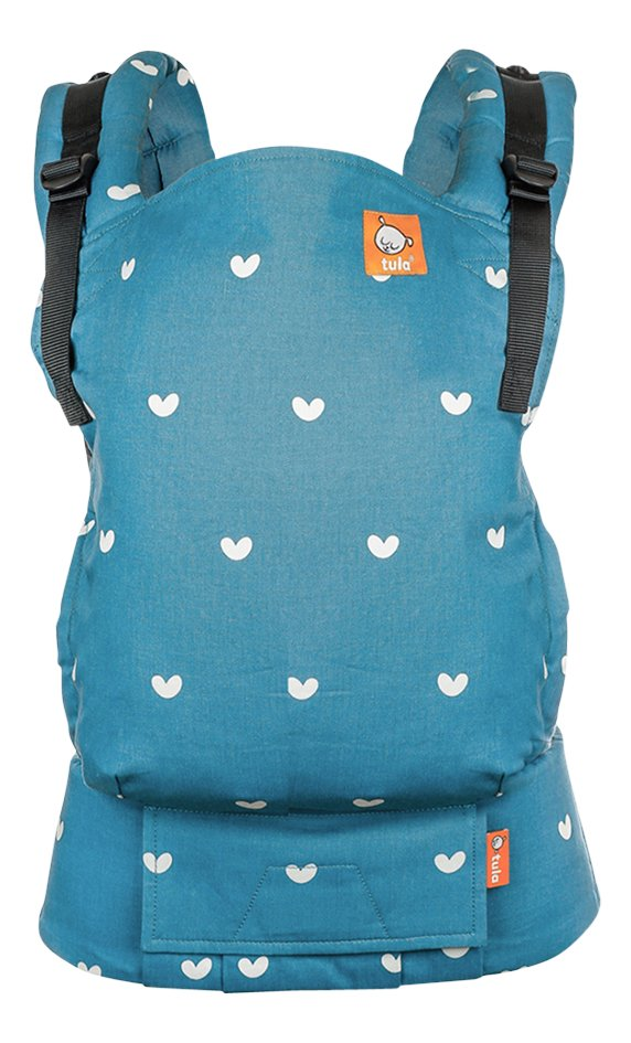 Afbeelding van Tula Combidrager Free-to-Grow Playdate blauw from Dreambaby