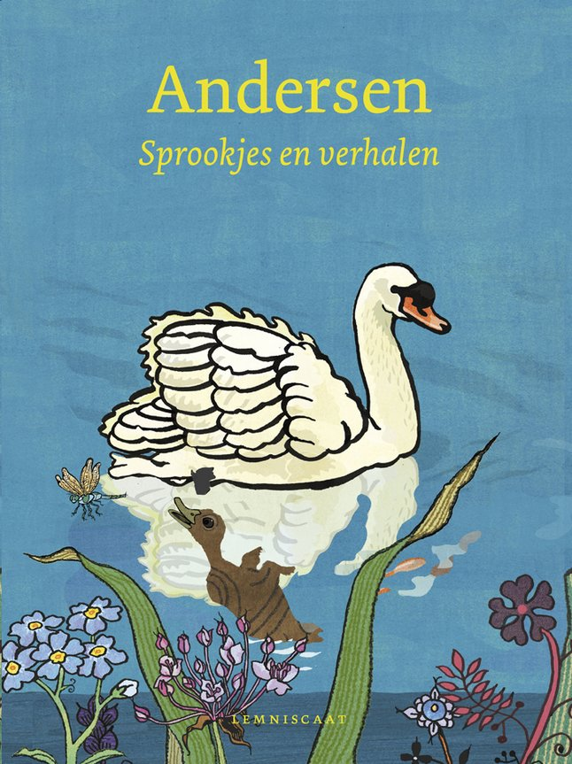 Afbeelding van Boek Sprookjes en verhalen - Hans Christian Andersen from Dreambaby