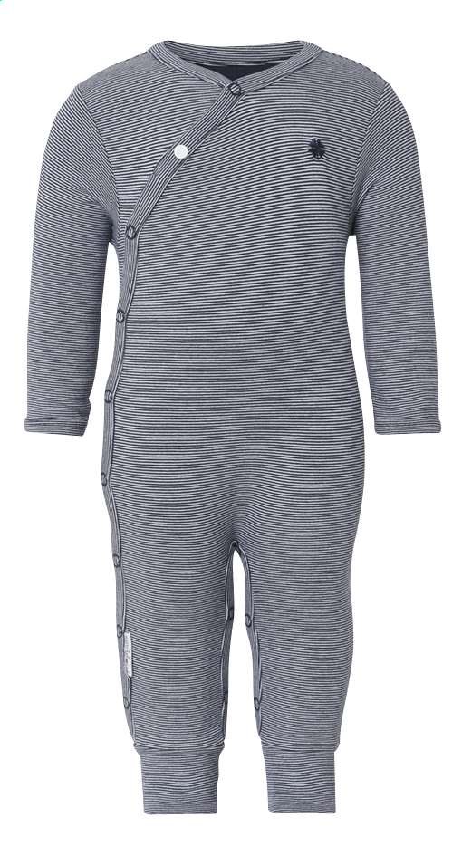 Afbeelding van Noppies Pyjama Quin navy maat 56 from Dreambaby