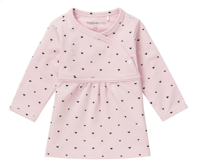 Afbeelding van Noppies Kleedje Nevada light rose maat 62 from Dreambaby