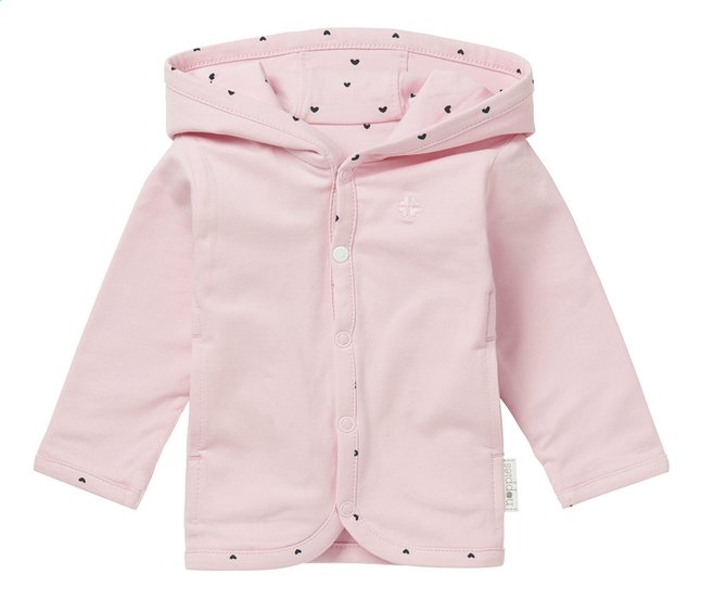Image pour Noppies Cardigan Novi light rose taille 62 à partir de Dreambaby